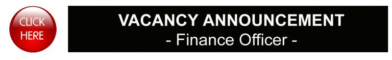 Vacancy - finance officer